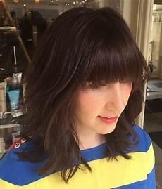 medium length shag hairstyles with bangs 25 most universal modern shag haircut solutions