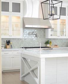 White Tile Backsplash Kitchen 25 Best Kitchen Backsplash Design Ideas Decor
