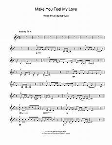 make you feel my love sheet music by adele violin 114364