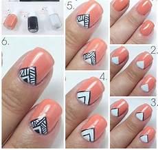 32 nagelmotive zum selbermachen mit nagellack anleitung