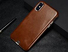 ultra thin genuine leather iphone x 187 gadget flow