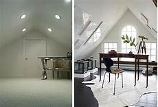 decorating sloped ceilings