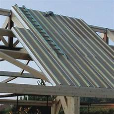 panneau sandwich toiture knauf panneaux de toiture 224 isolation renforc 233 e fibratec evolution knauf
