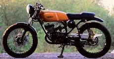 Rx 100 Modif by Yamaha Rx 100 Sero Cafe Racer By Jedi Customs