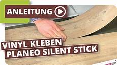 vinylboden kleben planeo silent stick die alternative