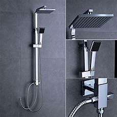 Duschset Ohne Wasserhahn Duscharmatur Regendusche