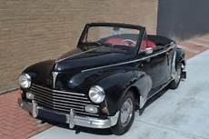1955 Peugeot 203 Convertible Classic Driver Market