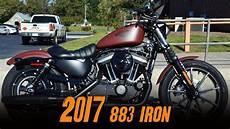 2017 Harley Davidson 174 Xl883n Iron 883 Iron Denim