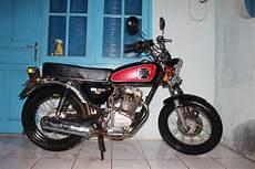 Jual Beli Motor Modifikasi by Jual Motor Honda Cb 100 Modif Hobbiesxstyle