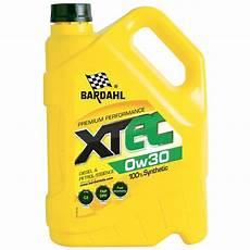 huile de moteur diesel huile moteur bardahl xtec b12 0w30 essence et diesel 5 l norauto fr