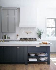 gray kitchen paint color ideas inspiration and advice hunker