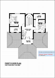 kerala style house designs and floor plans kerala model villa plan with elevation 2061 sq feet