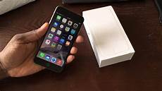 space grey t mobile 128gb iphone 6 plus unboxing