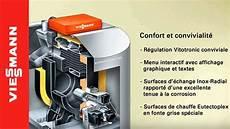 chaudiere a condensation viessmann vitorondens 222 f chaudi 232 re fioul 224 condensation