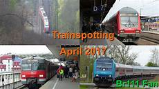 Br111 Fan Trainspotting April 2017 Hanau Hbf