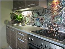 Easy Diy Kitchen Backsplash 16 Inexpensive Easy Diy Backsplash Ideas To Beautify