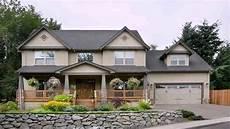 Typisches Amerikanisches Haus - typical american house style