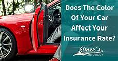 does the color of a car affect the insurance rate does the color of your car affect your insurance rate