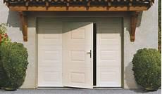Porte De Garage Avec Portillon Integre Prix Voiture Et