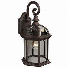 filament design negron 1 light outdoor rust wall lantern cli xy5167768 the home depot