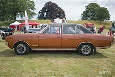 Opel Commodore 4 Door A