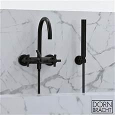 dornbracht tara wall mounted bath mixer with shower