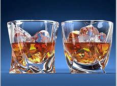 Ashcroft Twist Whiskey Glass Set » Gadget Flow