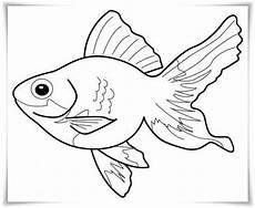 Fische Malvorlagen Ausschneiden Fische Zum Ausmalen Und Ausschneiden