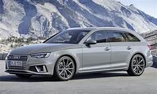 Audi A4 Avant 2018 Modellpflege Motoren Autozeitung De