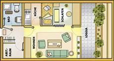 Apartments Grundriss Diakonie Varel