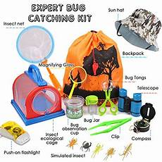 Amazon Com Set Of 6 Bug Explorer Magnifying Outdoor Explorer Kit Bug Catcher Kit With Binoculars