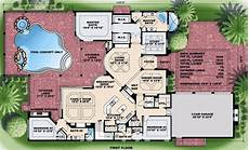 mediterranean mansion 66145gw architectural designs