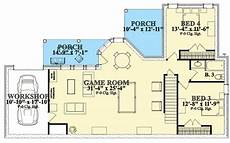 one level house plans with walkout basement one story living with walkout basement 86200hh