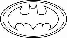 Batman Zeichen Malvorlagen Gratis Batman Symbol Template Clip Library