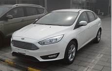 File Ford Focus Iii Sedan Facelift 01 China 2016 04 12 Jpg