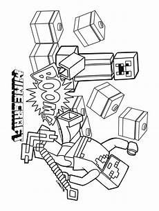 malvorlagen lego minecraft ausmalbilder kostenlos zum