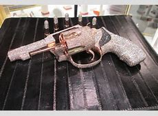 Top 10 Most Expensive Guns & Other Weapons