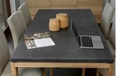 Table 224 Manger 180 En Ch 234 Ne Massif Avec Plateau Noir Cama