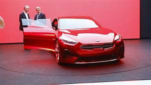 Future Kia Ceed  Des Versions SUV Et Break De Chasse