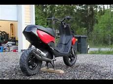 scooter tuning peugeot trekker