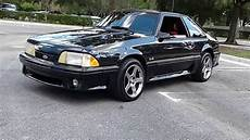 1989 ford mustang gt 5 0 hatchback youtube