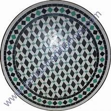 table noir en mosa 239 que zellige marocain pour conna 238 tre le