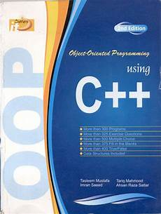 object oriented programming oop using c free in pdf