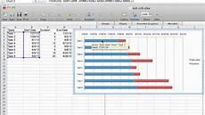 Ms Project Print Gantt Chart Without Timeline Gantt Chart Tutorial Excel 2007 Mac Youtube