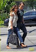 Halle Berry & Olivier Martinez Lunch Together Amidst