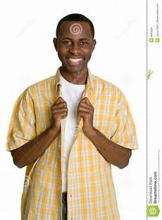 Jugendlicher Schwarzer Junge Stockfoto Bild Leute
