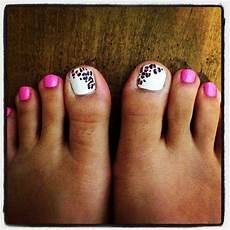 40 pink toe nail art design ideas