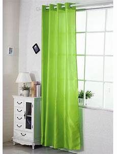 gardine schlaufenschal vorhang farbwahl 140x245cm