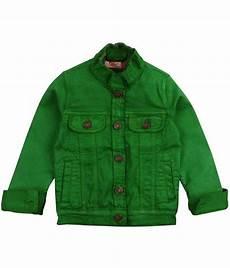 oye coloured denim jacket green buy oye coloured denim jacket green at low price