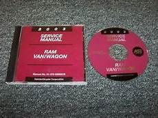auto manual repair 2003 dodge ram van 1500 parking system 2003 dodge ram van wagon 1500 2500 3500 shop service repair manual dvd 3 9l 5 2l ebay